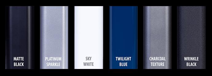 TuffStuff Proformance Plus Frame Colors