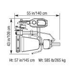 TuffStuff Proformance Plus Leg Extension / Curl (PPD-806)