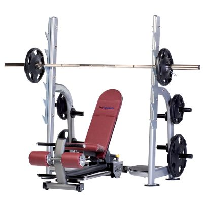 TuffStuff Proformance Plus 4-Way Bench (PPF-711)