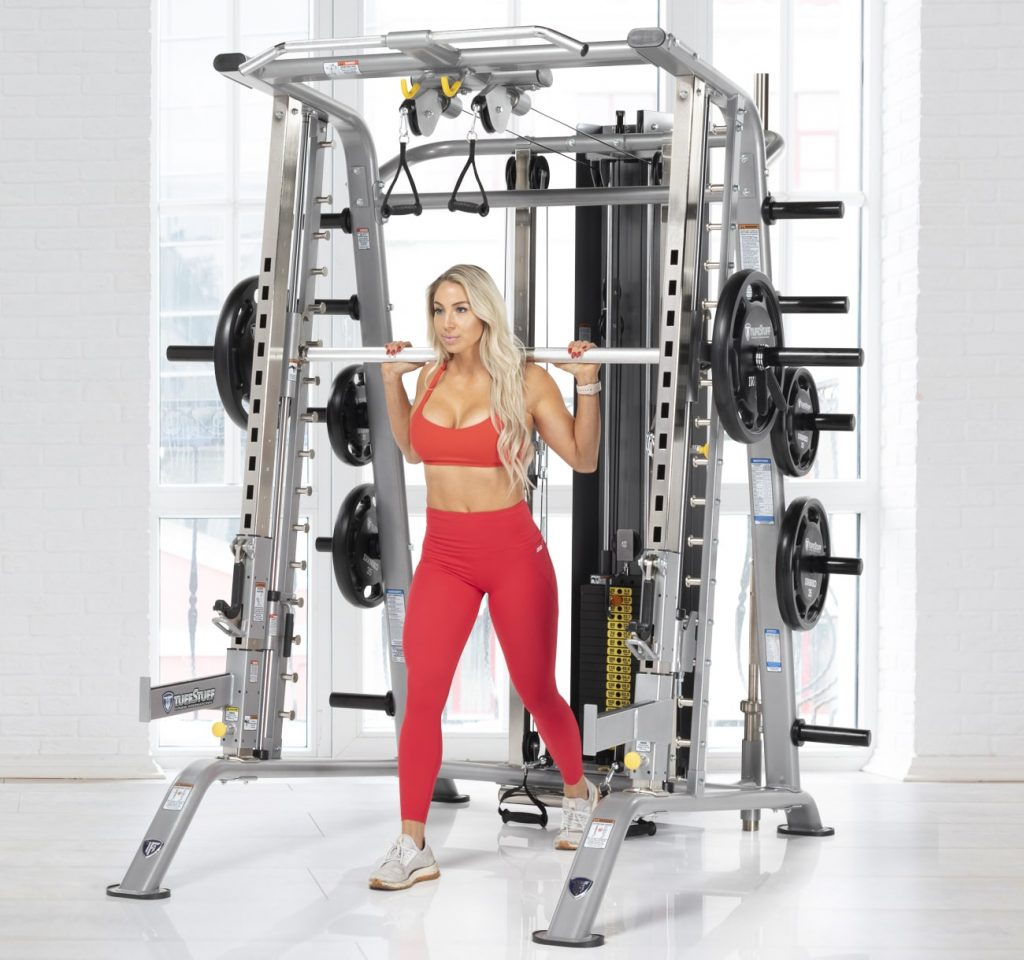 TuffStuff Home Gyms - Residential - Light Commercial Strength Equipment
