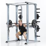 XPT-900 Sport Self Spotting Power Cage - Squat