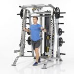 TuffStuff Smith Machine Half Cage Ensemble (CSM-725WS)
