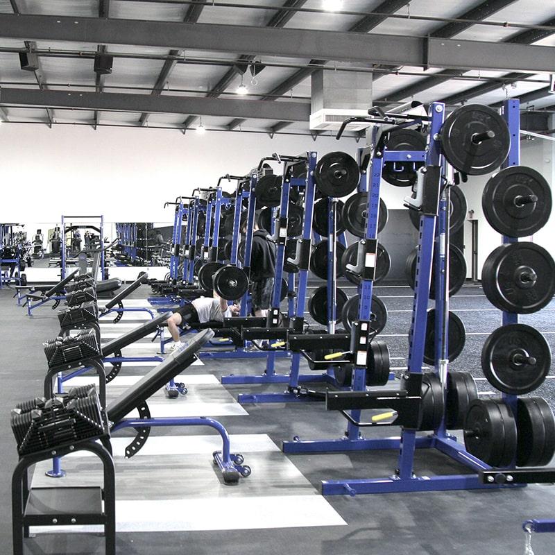 TuffStuff Fitness PRO-XL Half Racks